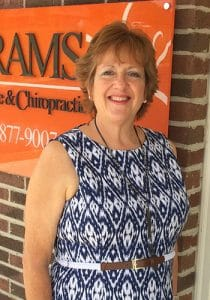Chiropractic Greer SC Cindy Front Desk