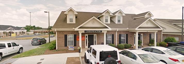 Chiropractic Greer SC Ofice Building